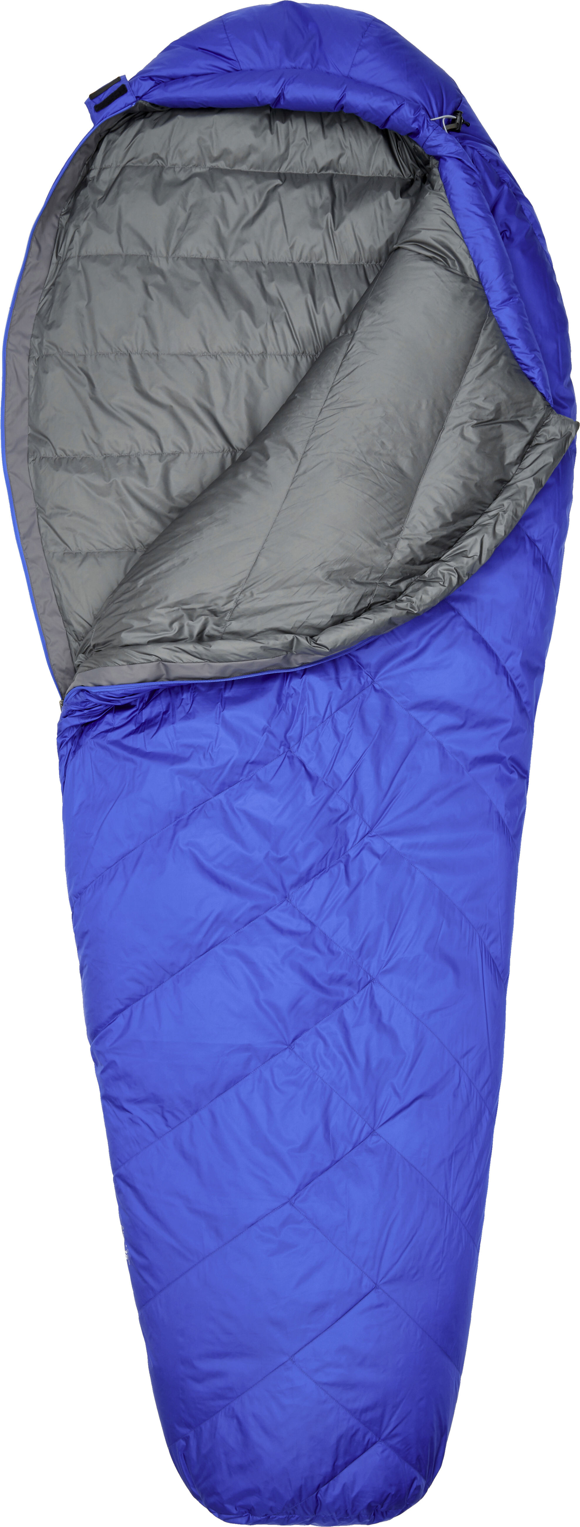 Mountain Hardwear Ratio 15 Sleeping Bag blue at Addnature ...